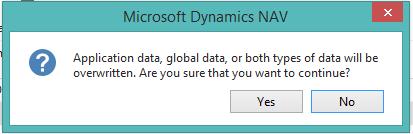 data over written